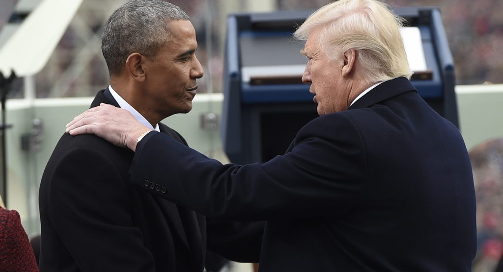 Barack Obama attacked Donald Trump, Is that true